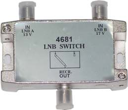 ClearView 13/17 Volt Satellite Switch