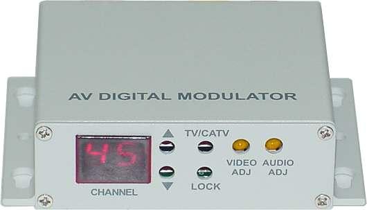 ClearView AM05 Analogue AV Modulator-0