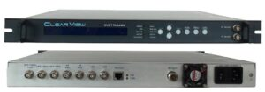 ClearView KR2401 DVBT Modulator with ASI in