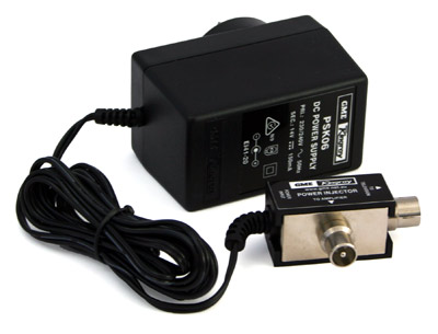 Kingray PSK06 14V DC Power Pack with PAL Power Injector-0