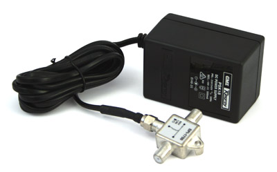 Kingray PSK18F 18V DC Power Pack with F Connector Power Injector-0