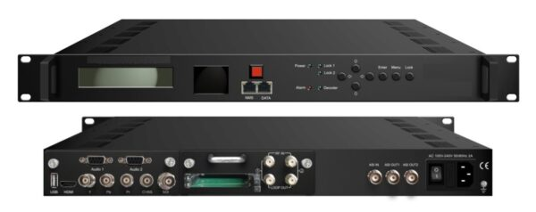 ClearView KR356H DVBS2 IRD MPEG4 HD with 2 Tuners-0