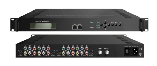 ClearView SD4260 Quad SD Modulator MPEG2 -0