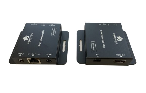 SmartHome HDMI Extender 1080p with loop through E50C-0