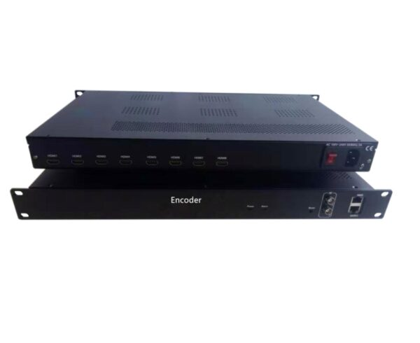 ClearView HD804se MPEG4, 8 HDMI to IP Streamer-0